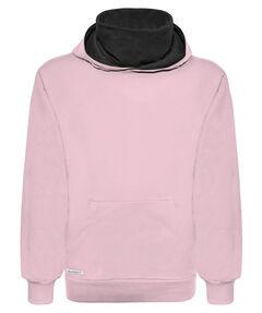 """Mädchen Sweatshirt """"Hoodie 19"""" mit integrierter Mund-Nase-Maske"""