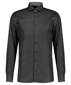 Herren Businesshemd Super Slim Fit Langarm