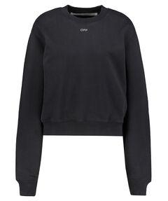 "Damen Sweatshirt ""Shifted Carryover Crop"""