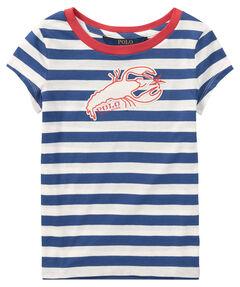 Mädchen Kleinkind Shirt Kurzarm Gr. 110 - 122