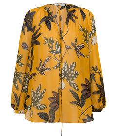 "Damen Bluse ""Floral Transparencies"""