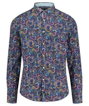 "Colours & Sons - Herren Hemd ""Walt"" Langarm"