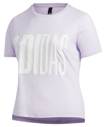 "adidas Performance - Damen Trainingsshirt ""Universe"" - Plus Size"
