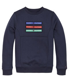 "Jungen Sweatshirt ""Multi Badge"""