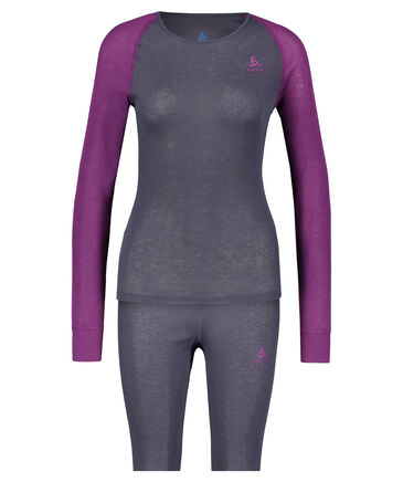 """Odlo - Damen Funktionsunterwäsche """"Active Sports Underwear Warm"""" Set zweiteilig"""