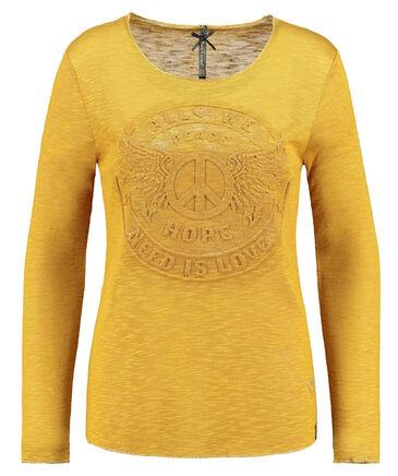 "Key Largo - Damen Shirt ""Hope"" Langarm"