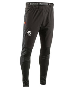 "Herren Langlauf-Leggings ""Pants Flow"" Slim Fit"