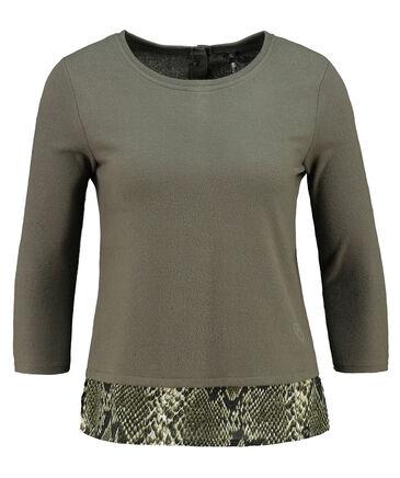 "Key Largo - Damen Shirt ""Linda"" Langarm"