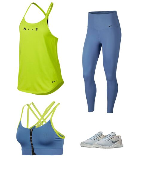 Outfit - Touch of Neon