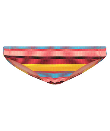 "Seafolly - Damen Bikinihose ""Baja Stripe Hipster"""