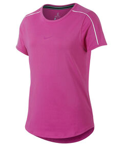 """Mädchen Tennisshirt """"Dry Top"""" Kurzarm"""