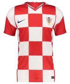 "Herren Fußballtrikot ""Kroatien Stadium Home"" Kurzarm"