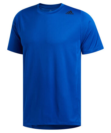 "adidas Performance - Herren Trainings-Shirt ""FreeLift Sport Fitted 3-Streifen"" Kurzram"