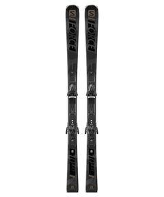 "Skier ""E S/Force X10 Ti"" inkl. Bindung ""Z12 GW 80"""
