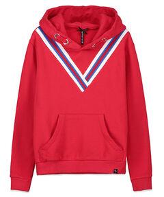 Mädchen Kapuzensweater