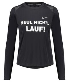 """Damen Laufshirt """"Heul nicht, lauf"""""""