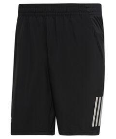"Herren Tennisshorts ""Club 3 Stripes"""