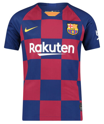 "Nike - Kinder Trikot ""FC Barcelona 2019/20 Stadium Home"" Kurzarm"