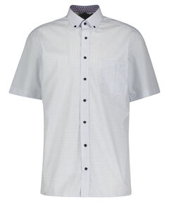 Herren Businesshemd Modern Fit Kurzarm