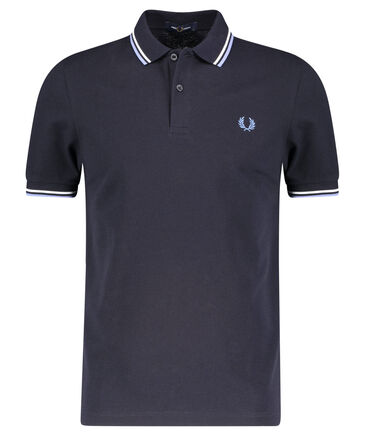 "Fred Perry - Herren Poloshirt ""Twin Tipped"" Kurzarm"