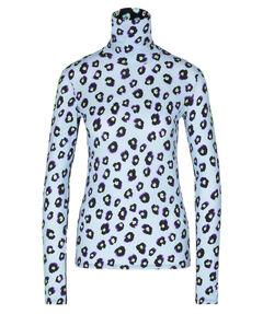 Damen Rollkragen-Shirt Langarm