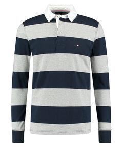 "Herren Shirt ""Iconic Block Stripe Rugby"""