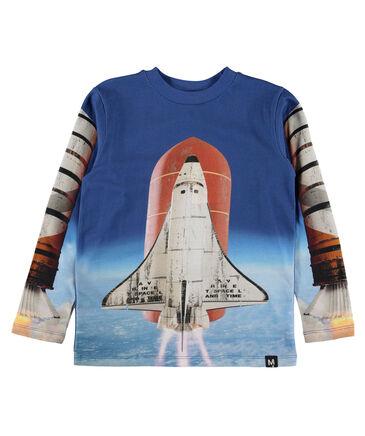 """Molo - Jungen Shirt """"Reif"""" Langarm"""