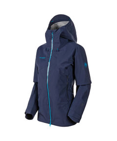 "Damen Jacke ""Crater HS Hooded"""