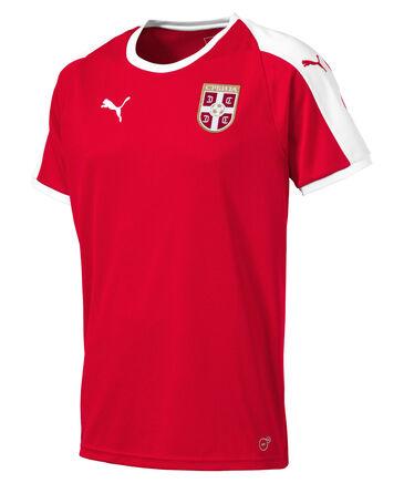 "Puma - Herren Fußballtrikot ""Serbia Home Shirt WM 2018"""