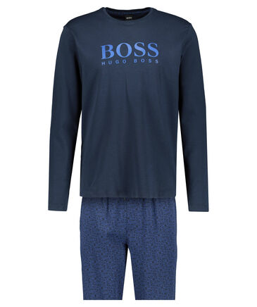 """BOSS - Herren Pyjama""""Relax Long Set"""" zweiteilig"""