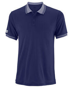 "Herren Tennisshirt ""Team Polo"" Kurzarm"