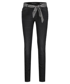 "Damen Jeans ""Lulea"" Slim Fit Mid Waist"