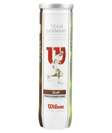 "Wilson - Tennisbälle ""Tour Germany"""