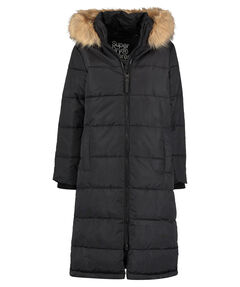 "Damen Steppmantel ""Longline Quilted Everest Jacket"""