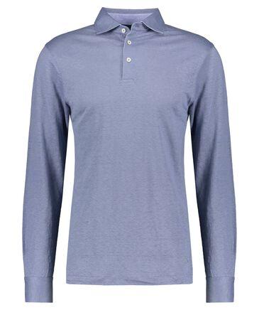 Hackett London - Herren Polo-Shirt Langarm
