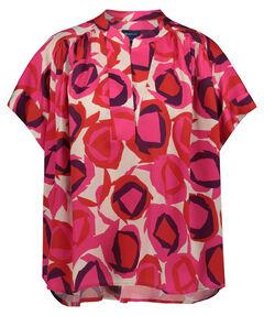 "Damen Bluse ""Fluid Printed Desert Rose"""