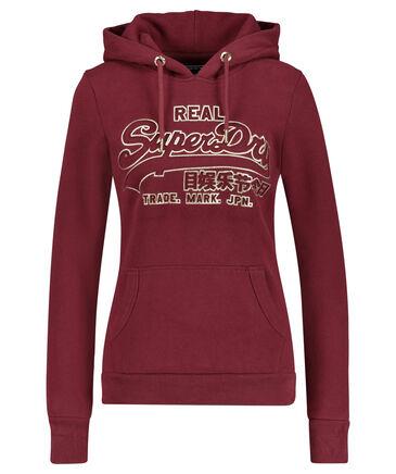 Superdry - Damen Sweatshirt mit Kapuze
