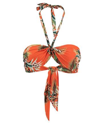 """Seafolly - Damen Bikini-Oberteil """"Ocean Alley Twist Bandeau"""""""