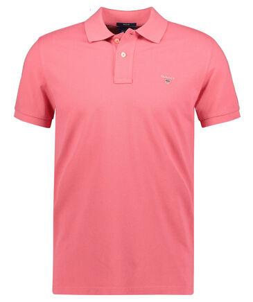 Gant - Herren Poloshirt Regular Fit Kurzarm