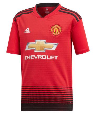 "adidas Performance - Kinder Fußballtrikot ""Manchester United Home Jersey Youth"" Kurzarm"