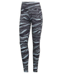 "Damen Fitnesstights ""Believe this Tights Wanderlust"""