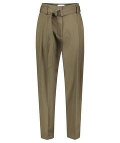 "Damen Hose ""Wool Belted Utility Pant"""