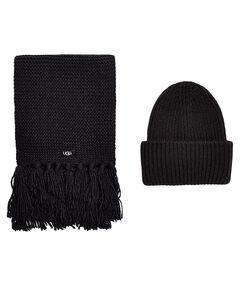 Damen Set aus Mütze und Schal