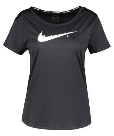 "Nike - Damen Laufshirt ""Swoosh Run"" Kurzarm"