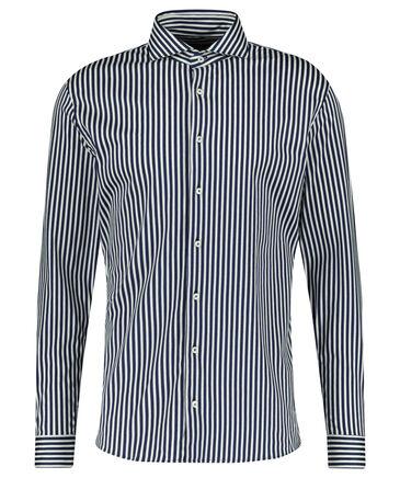 Van Laack - Herren Jerseyhemd Langarm