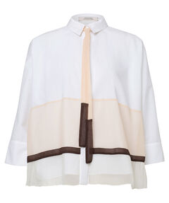 "Damen Bluse ""Poplin Power"" 3/4-Arm"