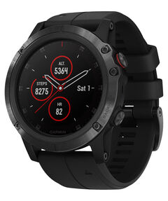 "GPS-Multifunktionsuhr ""fenix 5X Plus Saphire"""