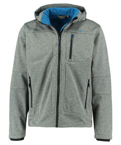 "Herren Softshell Jacke ""Man Jacket Zip Hood"""