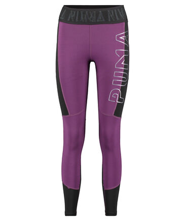 "Puma - Damen Trainingstights ""Logo 7/8 Tight"""