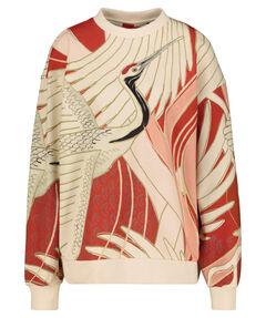 """Damen Sweatshirt """"Dashimaki"""" Relaxed Fit"""
